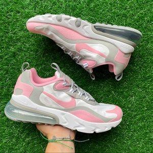 Nike Air Max 270 React White / Pink
